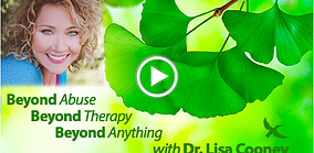 Beyound Abuse Radio Show with Dr. Lisa Cooney - header