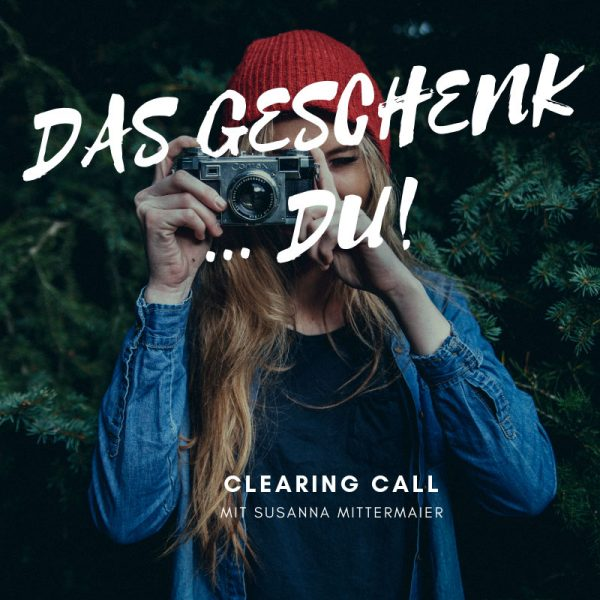 Clearing Call: Das Geschenk bist Du - Produktbild