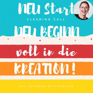 Clearing Call: Neubeginn, voll in die Kreation - Produktbild