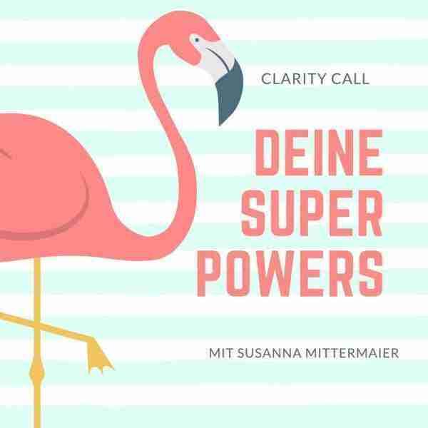 Clarity Call: Deine Superpowers - Produktbild