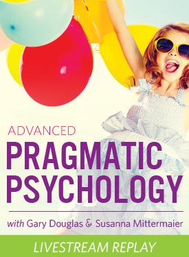 Advanced Pragmatic Psychology - Gary Douglas & Susanna Mittermaier - productimage
