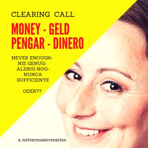 Clearing Call: Geld.. nie genug… oder? - Produktbild