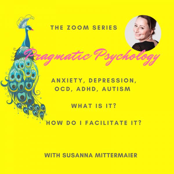 Pragmatic Psychology 3-part online course - productimage