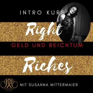 Right Riches Intro Kurs - Geld und Reichtum - Produktbild