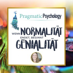 Wenn Normalität endet, beginnt Genialität - Produktbild