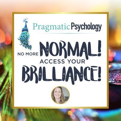 No more normal! Access your brilliance! - productimage