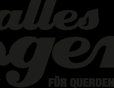 Alles Roger - Logo