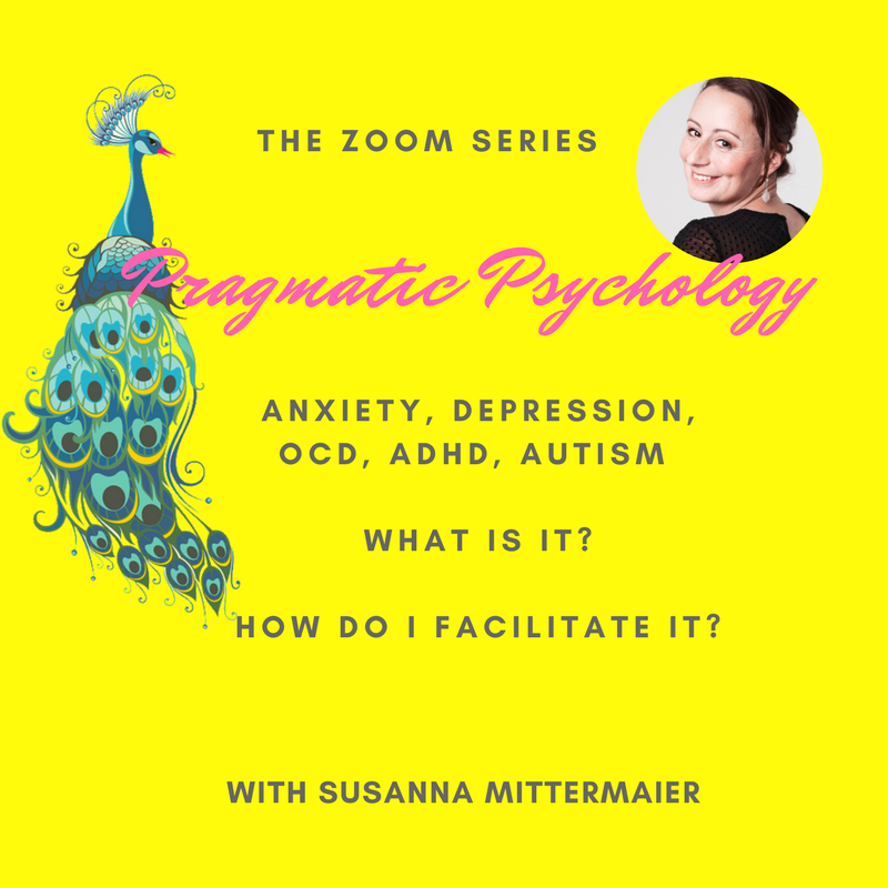 Pragmatic Psychology 3-part online course - productimage